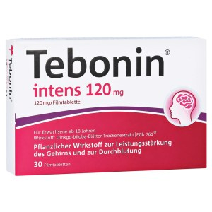 Tebonin intens 120mg, 30 Stck