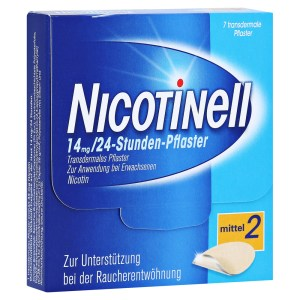 Nicotinell 14mg/24 Stunden, 7 Stck