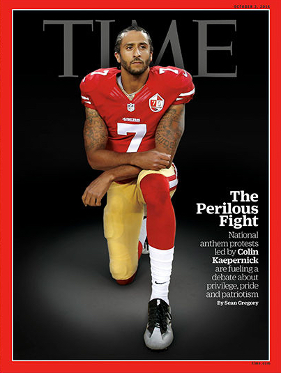 """Time magazine - Edition du 3 Octobre 2016"""" """"The Perilous fight"""""""