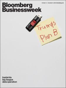 Bloomberg Businessweek - Trump's plan B