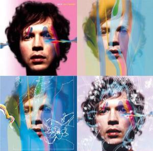 """Couverture de l'album de Beck """"Sea Change"""" réalisé en 2002 - Par Jeremy Blak"""