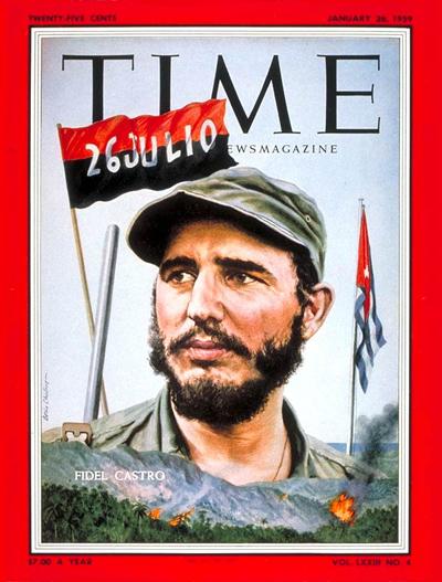 Time magazine - janvier 1959