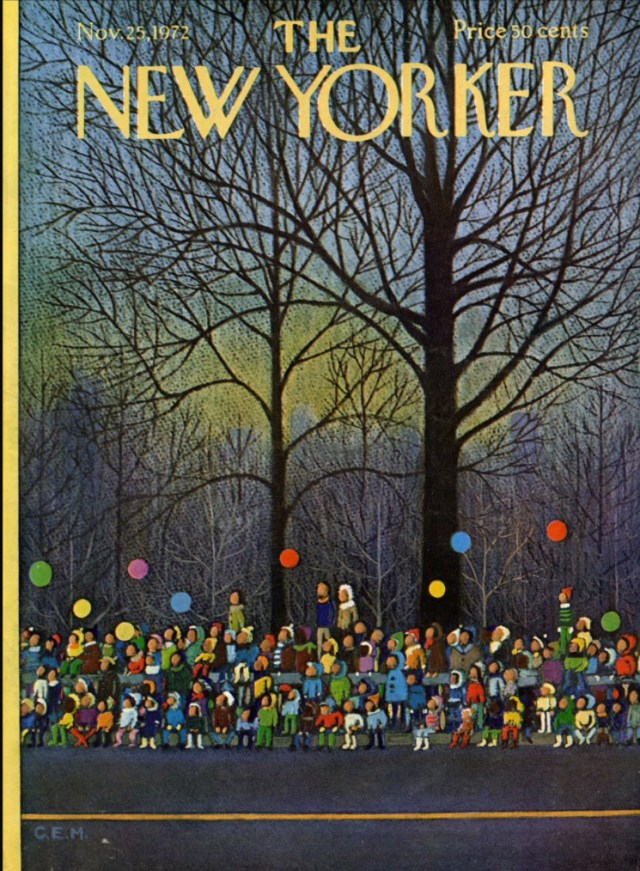 The New Yorker - 1972