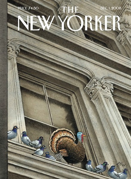 The New Yorker - 2008