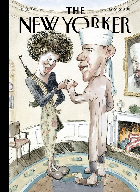 "The NEw Yorker - Edition du 21 juillet 2008: ""The Politics of Fear:"