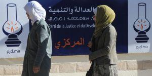 Le siège du Parti de la justice et du développement (PJD) à Rabat