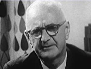 Le Docteur Donald Ewen Cameron.