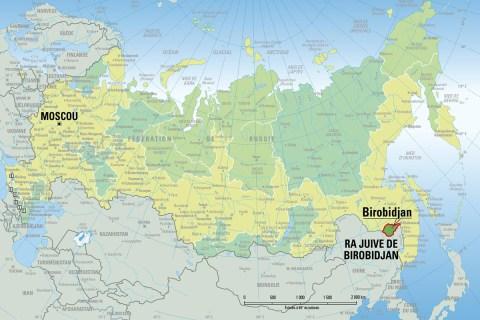 Quand la Terre Promise était en Sibérie