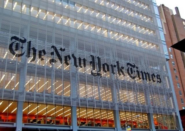 Le New York Times démolit la France, et surtout l'Académie française