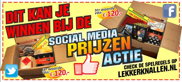 Dit Kan Je Winnen Socialmedia Like Volg Actie Lekkerknallen Vuurwerk