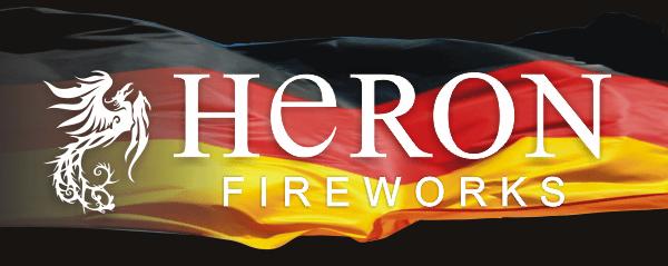 Het Duitse Heron Vuurwerk Toch In Het Assortiment