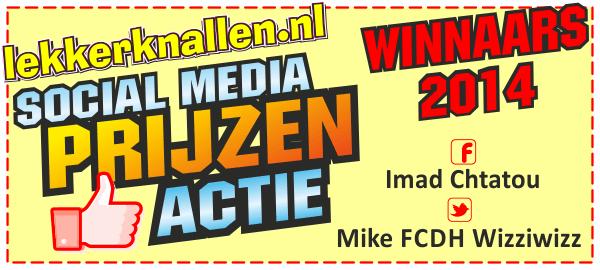 Winnaars Social Media Actie 2014d