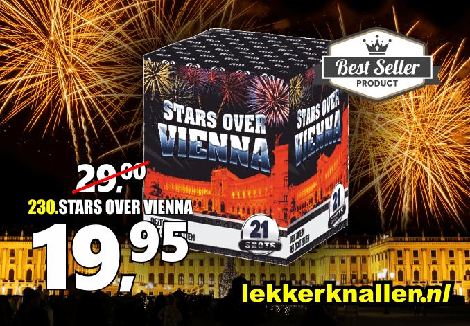Stars Over Vienna Siervuurwerk Lekkerknallen Vuurwerk Denhaag 2019 678