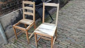 gevonden stoeltjes
