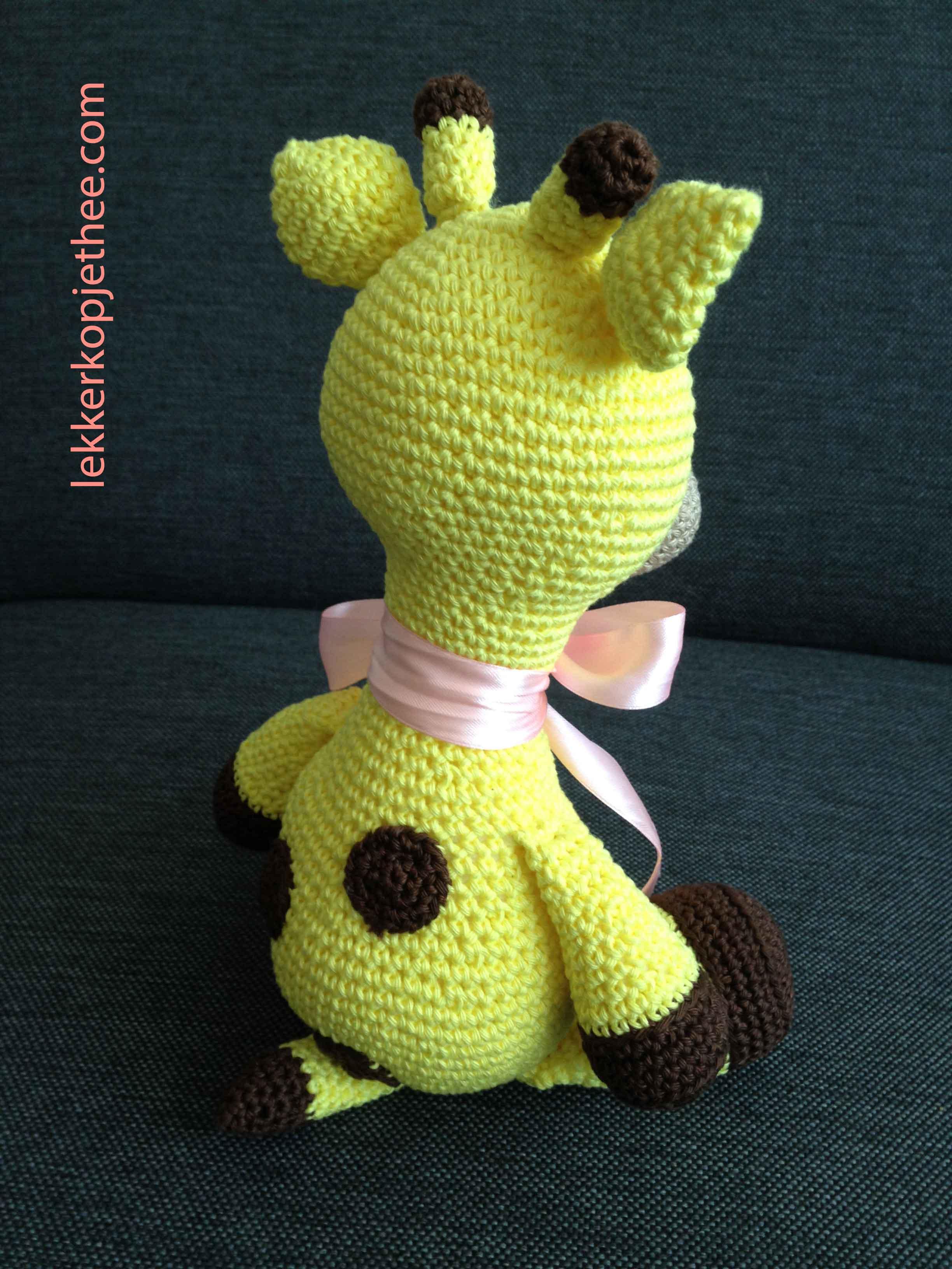 Stanley De Giraffe Haken Kopje Thee