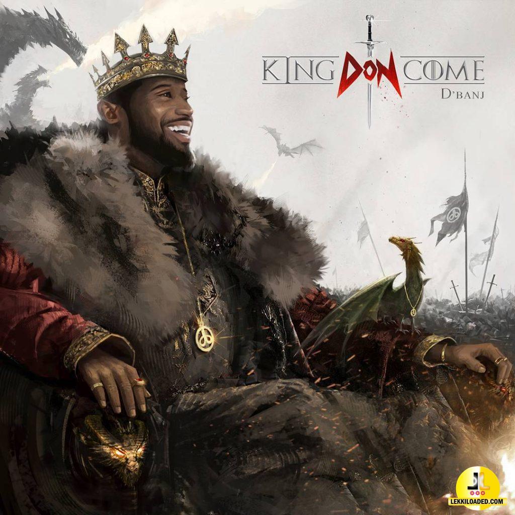 D Banj - King Don Come (Album)