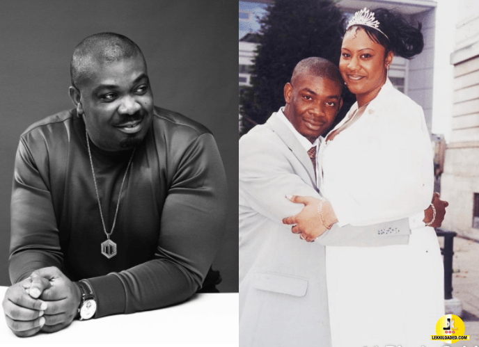 Don Jazzy Revealed How He Got Married At 20 Then Divorced At 22.