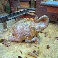 L'éléphant et sa symbolique, en peinture et sculpture (2)