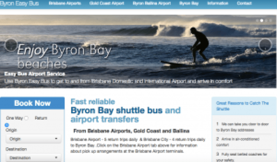 Byron Easy Bus