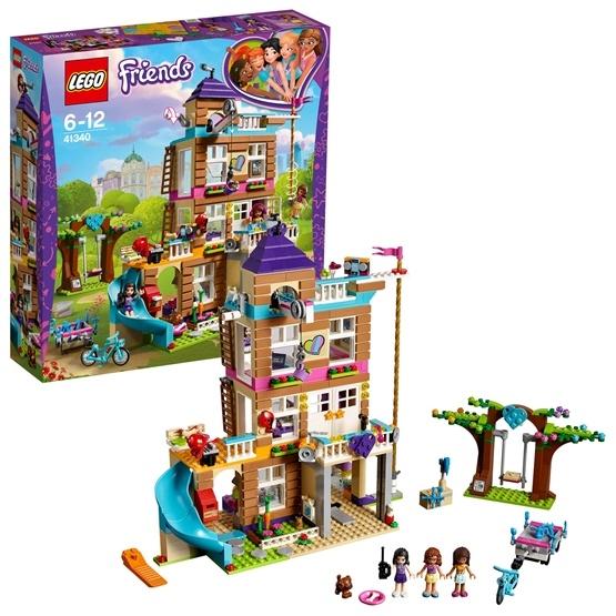 Lego Friends - Vänskapshus