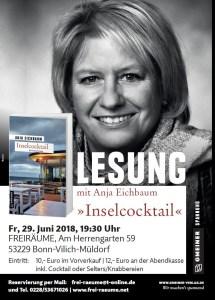 Plakat Anja Eichbaum