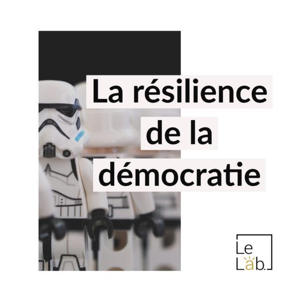 Podcast : Chronique de l'émission BelRtl On refait la semaine – la résilience de la démocratie