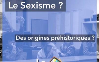 LeLabTV: Le sexisme ? Des origines préhistoriques ?