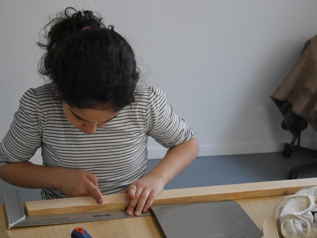 Atelier enfant bricolage