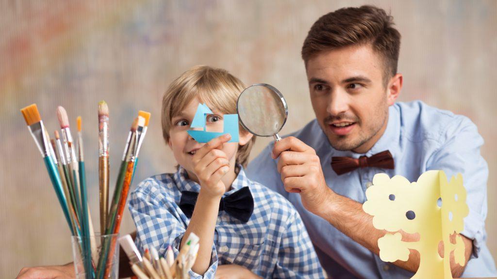 La garde d'enfants créative : la garde avec un vrai plus