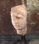 Tête de Cléopâtre VII. Louvre