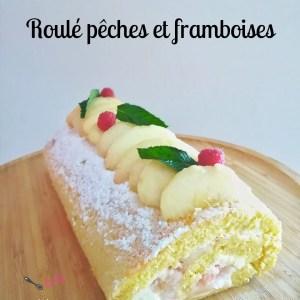 roulé_pêches_framboises