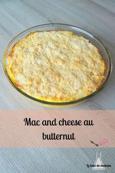 butternut-courge-mac and cheese-enfant-légumes-gratin-pâtes-companion-béchamel