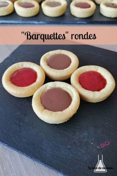 barquettes rondes companion