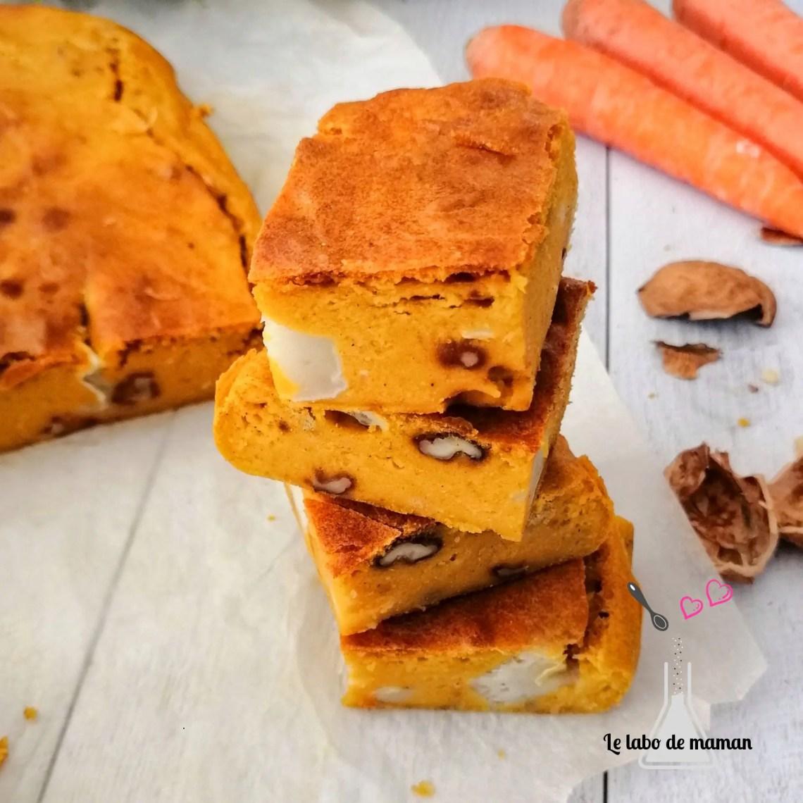 brownie carottes companion