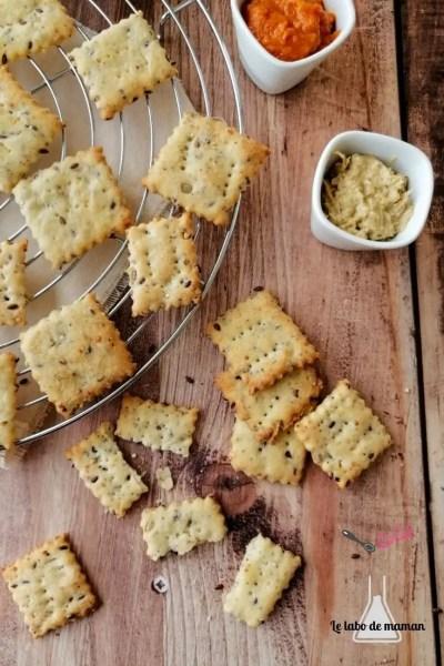 crackers companion