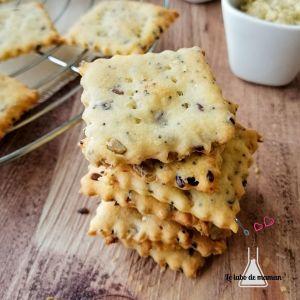 crackers graines companion