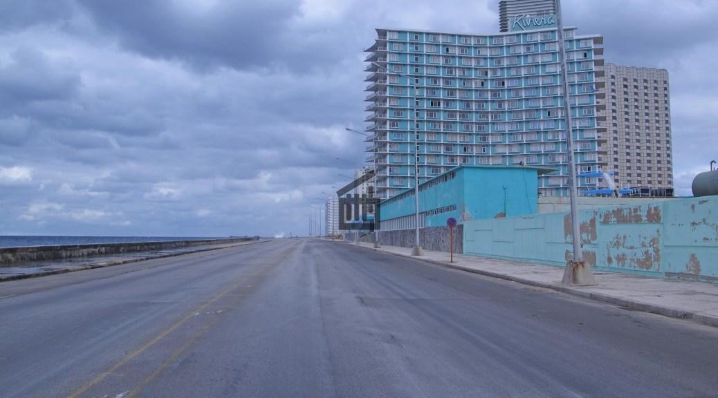 Le Malecón, à La Havane
