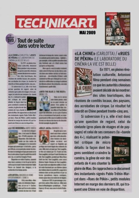 technikart - mai 2009