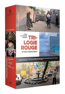 La Trilogie Rouge - Coffret 3 DVD / Le Laboratoire du Cinéma