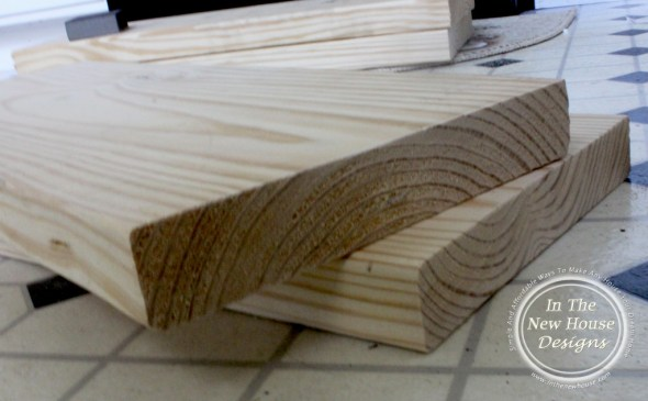 Thick Wood Slabs