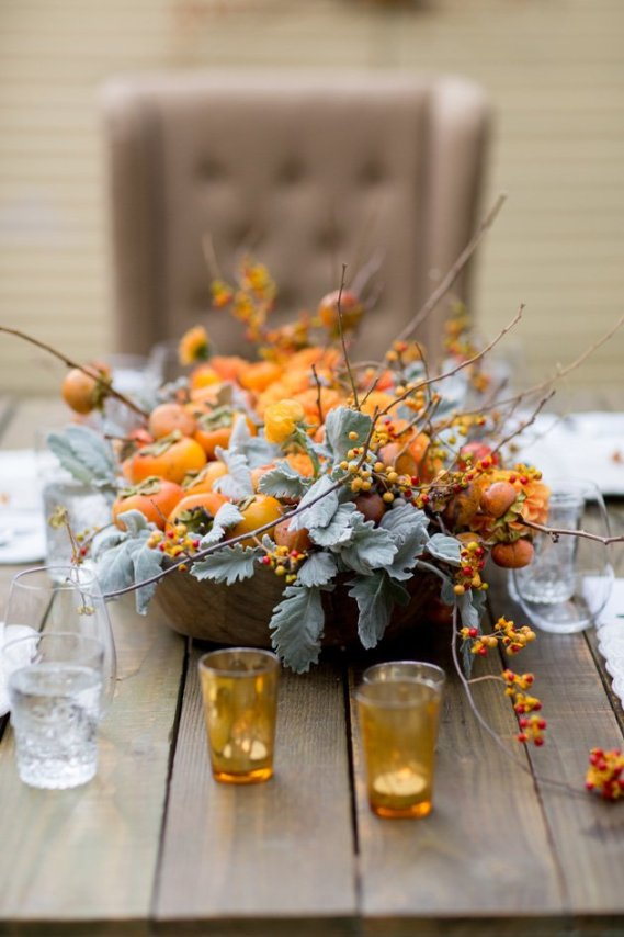 Thanksgiving Centerpiece Alternative