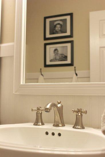 Farmhouse Style American Standard Bathroom Faucet