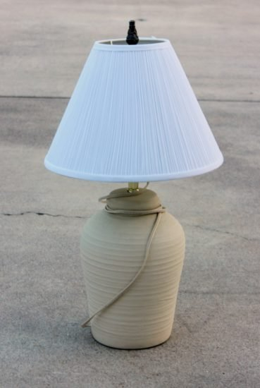 Old Lamp from ReStore