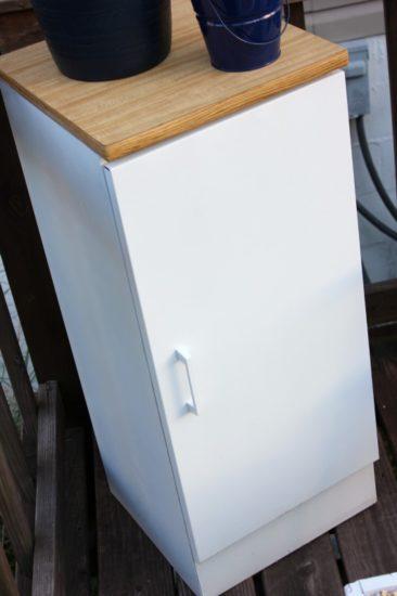 Pool Storage Cabinet