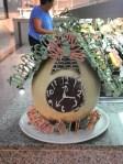 Reloj de chocolate