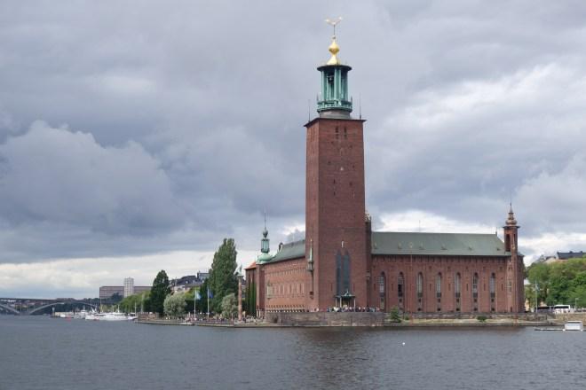 Hôtel de Ville Stockholm