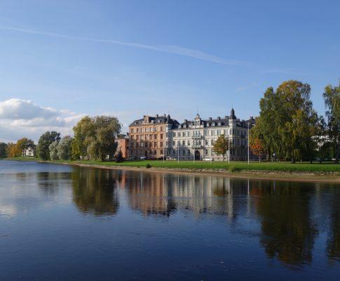 Les quartiers historiques de Karlstad