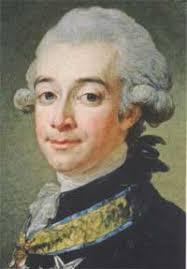 Marie-Antoinette et le comte Fersen