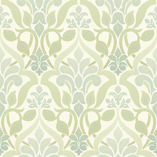 2535-20643 simple space 2 fusion ombre damask wallpaper green teal beige