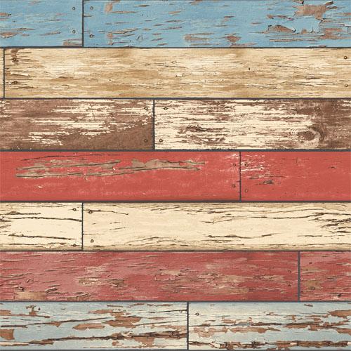 Scrap Wood Wallpaper Lelands Wallpaper